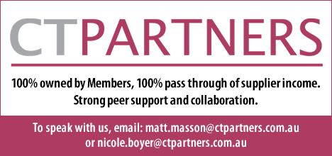 CT Partners Homepage